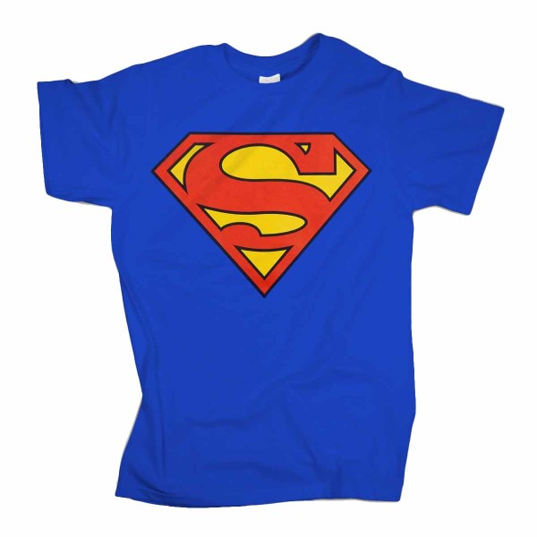 Classic Superman T-Shirt